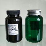 Factory Design de qualité supérieure 200cc Glass-Imitated bouteille PET