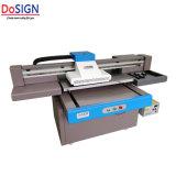 Stampante UV a base piatta 6090 di piccolo formato per stampa del coperchio di caso con la vernice
