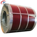 5+10/5~7, 5+15um 0,14-0,40mm Prepainted bobina de aço para tecto