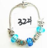 Armband Ref van de Charme DIY van vrouwen de Echte Zilveren Geplateerde Met de hand gemaakte: P 032