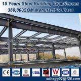 ISOの鋼鉄プレハブのプレハブの絶縁された格納庫の貯蔵量
