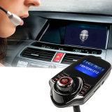 FM T10 Bluetooth 차 장비 핸즈프리 MP3 선수 FM 전송기 T10 자동 Bluetooth 차 장비