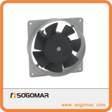 110VCA, 220-240 VAC Motor del ventilador axial de 120x120x38mm SF12038