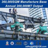 La Chine usine Q345 de l'acier Acier de qualité fiable 30X60 bâtiment métallique