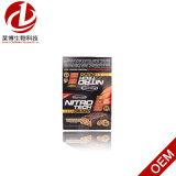Muscletech, Nitro Tech Crunch bars, de pâte à biscuits aux brisures de chocolat, 12 Bars, 2.29 oz (65 g) Chaque