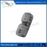 Iq Régua de Energia 5 Plus 14A Tomada do Interruptor da Porta