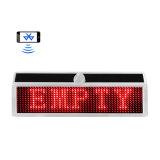 Contrassegno da tavolino LED di Bluetooth LED che fa pubblicità alla visualizzazione per la mostra Meetting