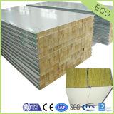 Felsen-Wolle-Zwischenlage-Panel/leichte Lieferungs-Wand