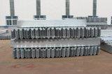 Werd de Gehele Reeks van de Vangrail van Dachu van Wuhan uitgevoerd