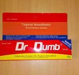 30g Dr Numb anesthésique topique crème engourdissement de la crème