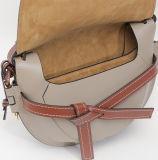 유일한 디자인 최고 진짜 가죽 여자 핸드백 Crossbag
