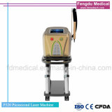 Bewegliches Q-Switched Picosekunde-Laser-Tätowierung-Pigment-Abbau-Gerät
