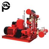 Edj дизельного двигателя электрический пожарный насос вспомогательного насоса с помощью панели управления упаковки