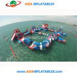 Beach Resort de l'eau du parc de l'eau gonflable Aqua Park pour l'eau de mer