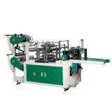 Manual de Plástico PE automática máquina de fabricación de guantes