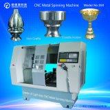 주문을 받아서 만들어진 High-Precision 소형 자동적인 CNC 회전시키는 선반 기계 (350A-21)
