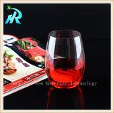Monogrammedフランスの特別なプラスチックワイングラス