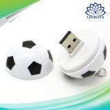 De Aandrijving van de Pen van het Geheugen van de Stok van de Flits van het Voetbal USB 2.0 van de Aandrijving van de Flits van de voetbal USB 8GB 16GB 32GB 64GB