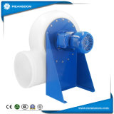 Ventilador de escape de industriales de plástico de 300