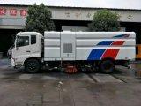 Dongfeng 16cbm Vrachtwagen van de Wasmachine van de Straat Vacuüm Schoonmakende