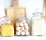 Nahrungsmittelgrad-Glasvorratsbehälter