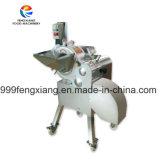 SUS304 de l'industrie des fruits de noix de coco Mangue ananas Apple Cube découper en dés la machine de coupe