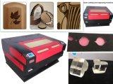 Rd1490 van uitstekende kwaliteit Twee Hoofd Acryl/Stof/Plastic Laser die Scherpe Machine graveren