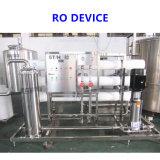 5000L Système de traitement de l'eau RO Système de filtration de l'eau pure