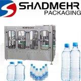 순수한 물 또는 음료 충전물 음료 병에 넣는 음료 기계를 완료하십시오