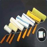 Декоративные краски роликовой щетки с пластиковой ручкой