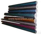 Корпус из углеродного волокна Roll-Wrapping / Лампы накаливания трубки обмотки возбуждения