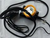 LEDのヘッド安全灯