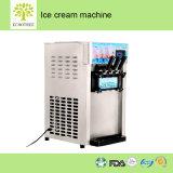 La crème glacée pour les magasins de la machine