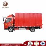 4X2 Diesel HOWO 3ton camion, 3 tonnes de fret Van Cargo Truck, 4X2 3t lumière Cargo Van chariot