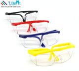 Zahnmedizinische Zähne, die Schutzbrille-Gläser (D-736, weiß werden)