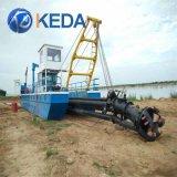 Macchine ed impianti della draga della nave del fango di estrazione mineraria della sabbia del fiume