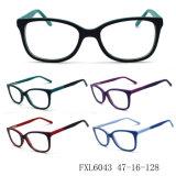 Het hete Optische Frame van de Glazen van de Jonge geitjes van de Acetaat van de Verkoop (FXL6043)