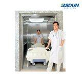 Носилки кровать больницы подъема используйте подъемник со стороны пассажира
