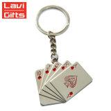 최신 판매 주문 금속 폴로 저어지 소형 t-셔츠 Keychain