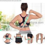 Melhor qualidade do músculo Fitness Bola de massagem do rolete tensor Stick