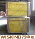 Огнеупорные минеральной ваты Сэндвич панели строительные материалы с SGS