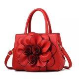 Sacchetto di cuoio del fiore della borsa della donna della signora di sacchetto del Tote delle borse della signora Handbags Wholesale Fashion Handbags borsa (WDL014549)
