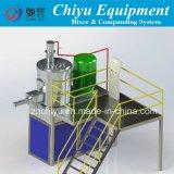 Mezclador de plástico horizontal/caliente y fría máquina mezcladora
