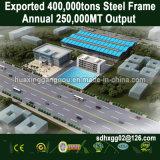 Installazione della costruzione del metallo verificata Ce