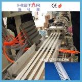 Gutes Entwurfs-Plastik-Belüftung-Eckraupe-Profil, das Maschine herstellt