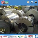 201/bobines de 304/316/430 acier inoxydable de qualité