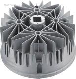 Fundición de aluminio de OEM de forma de piezas de iluminación LED