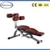 Abのクランチのベンチか腹部の体操機械
