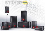 Casella professionale dell'altoparlante della strumentazione del sistema acustico Stx800