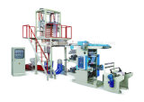 Ligne de machine à imprimer flexible en plastique